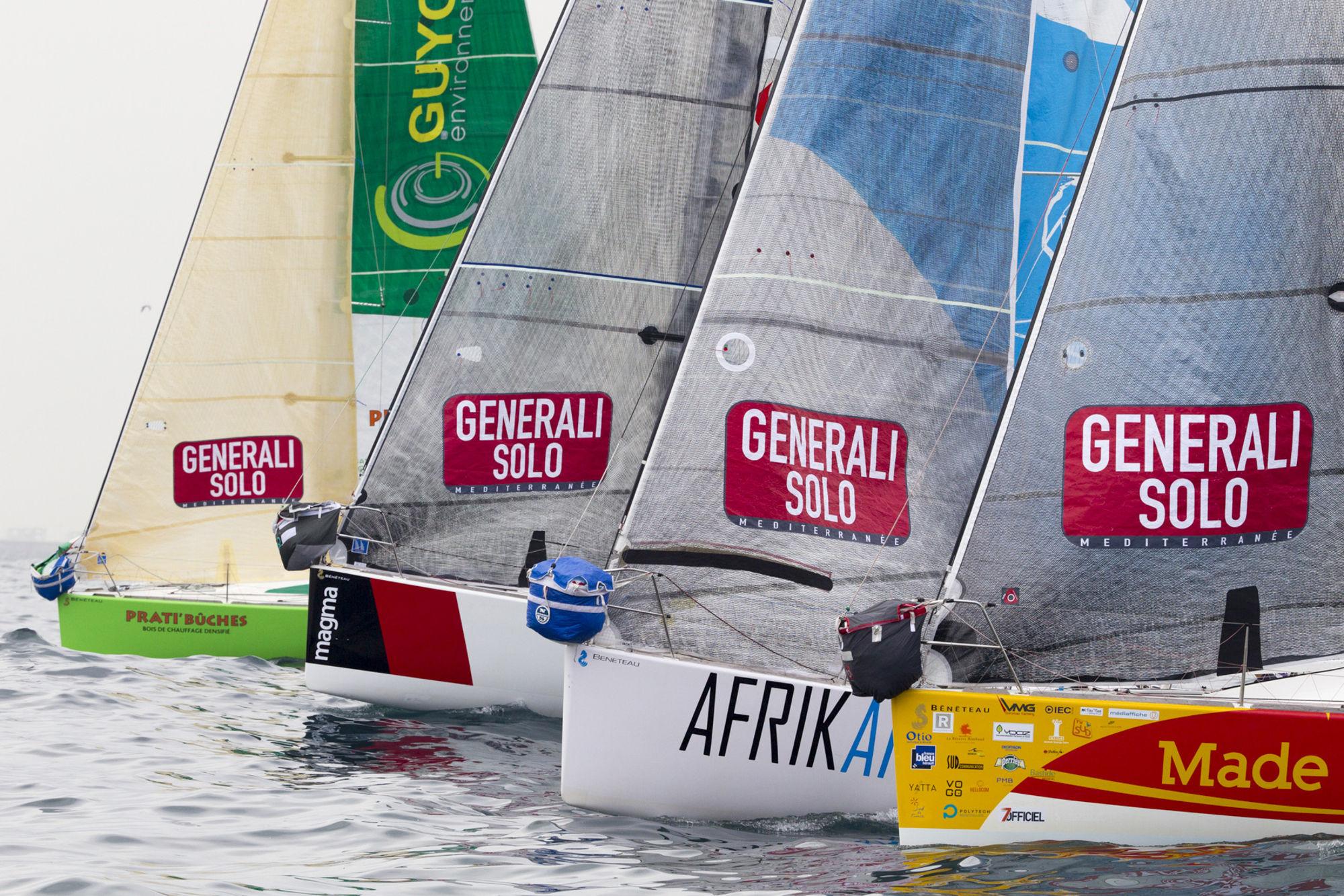 Sponsorship sailing image