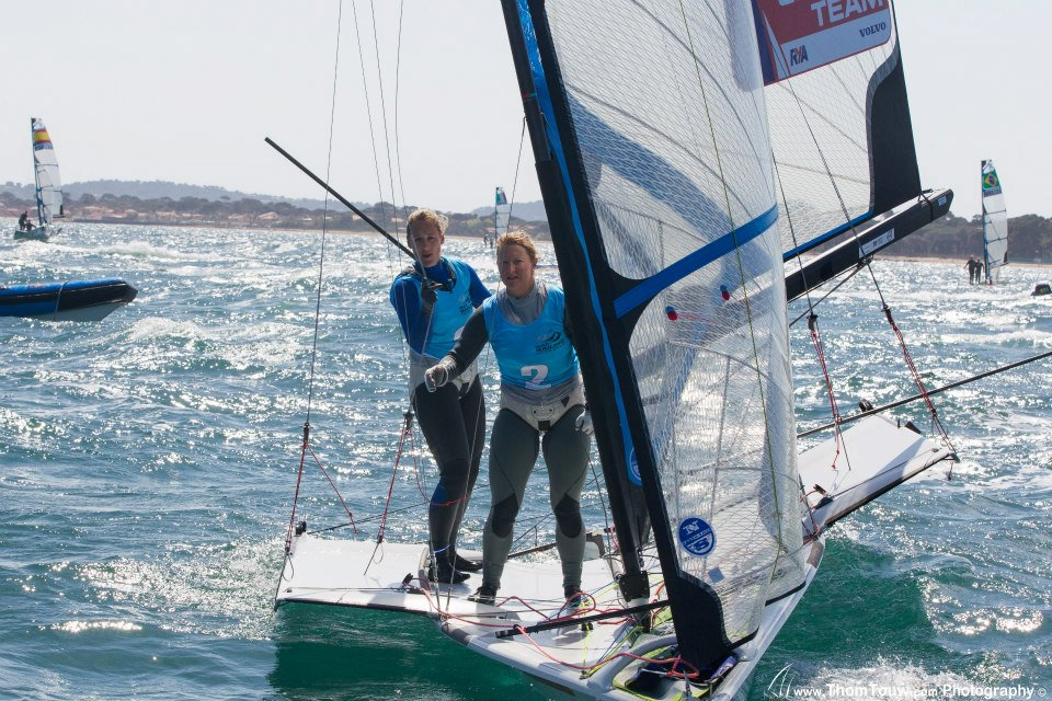 Hyeres Regatta Day3