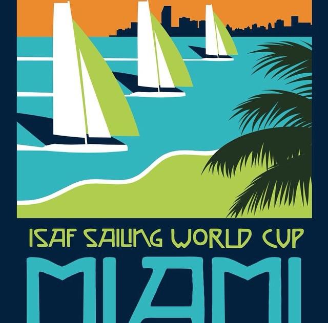 Miami Olympic Class Regatta